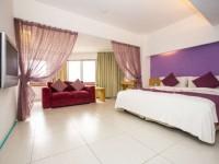 長春大飯店-紫貝殼-景觀雙人套房