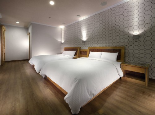 美滿雙床家庭房