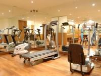 伯斯飯店-健身房
