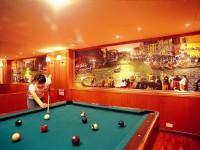 伯斯飯店-撞球室