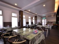 玫瑰園汽車旅館-餐廳