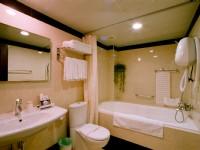 山水商務飯店-衛浴空間