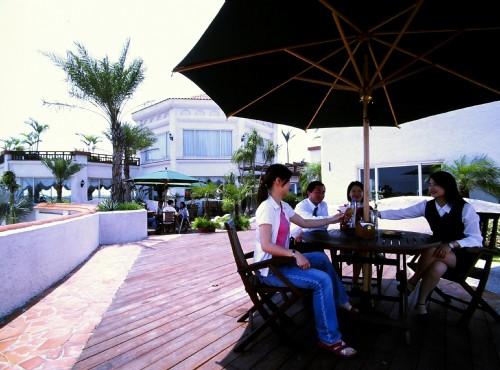 空中庭園咖啡座