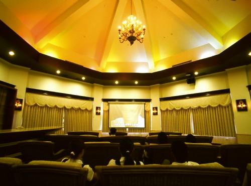 家庭電影院