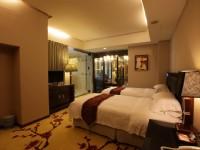 中冠礁溪大飯店-西式溫泉四人房