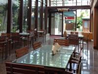 中冠礁溪大飯店-玻璃咖啡廳