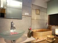 和風礁溪館-標準雙人房浴室
