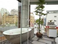 和風礁溪館-豪華雙人房浴室