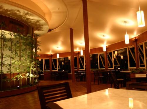 360度旋轉餐廳
