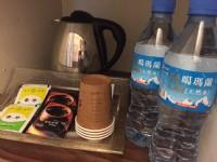 金城客棧-客房茶包礦泉水