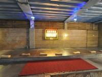雪山溫泉會館-溫泉石板床