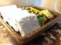 雪山溫泉會館-盥洗用具