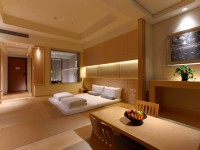 Evergreen Resort Hotel Jiaosi -Japanese Room (Mountain View)