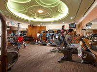 Evergreen Resort Hotel Jiaosi -Fitness center