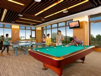 Evergreen Resort Hotel Jiaosi -Billiard