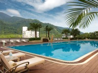 Evergreen Resort Hotel Jiaosi -Swimming Pool