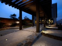 Evergreen Resort Hotel Jiaosi -Outdoor hot spring