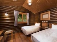 明池森林游乐区-明池山庄-原野双人木屋房