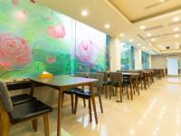若輕溫泉飯店-礁溪凱麗館-用餐區