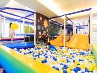 幸福星空精品旅店-兒童遊戲室