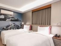 悅豪大飯店-新竹館-雙人房