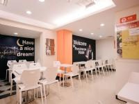 柿子紅快捷旅店-早餐餐廳