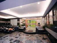 柿子紅快捷旅店-飯店入口