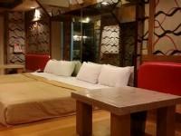 柿子紅快捷旅店-和風雙人房