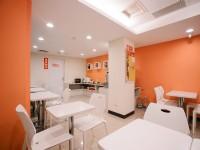 柿子紅快捷旅店-餐廳