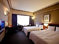 新竹福泰商務飯店-豪華雙床房