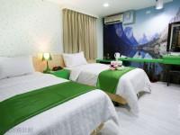 賓城商務旅館-微笑麗緻(2小床)雙人房