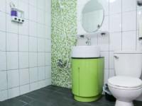 賓城商務旅館-衛浴空間