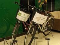 東賓快捷旅店-自行車
