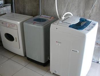 自助洗衣區