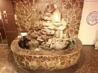 川籟都會旅店-室內景觀魚池