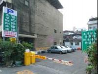 左岸假期旅店-停車場