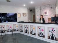 101旅店(芝蘭賓館)-櫃台