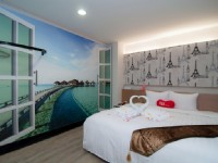 101旅店(芝蘭賓館)-溫馨房型