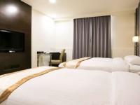 悅豪大飯店-竹北館-溫馨家庭房