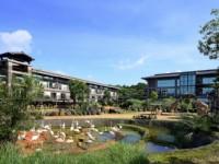 關西六福莊生態渡假旅館-六福莊景觀