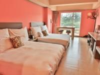 關西六福莊生態渡假旅館-剛果藍天客房