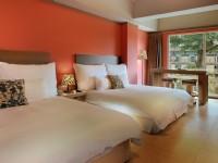 關西六福莊生態渡假旅館-剛果綠地客房