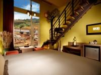 關西六福莊生態渡假旅館-肯亞藍天客房