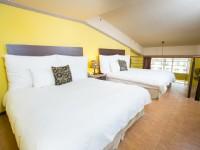 關西六福莊生態渡假旅館-肯亞綠地客房