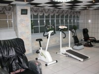 Elite Hotel-Fitness Center