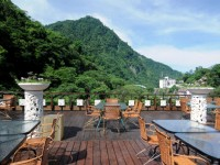 日出溫泉渡假飯店-露天風呂觀景台