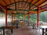 南庄春谷休閒農場-戶外用餐區