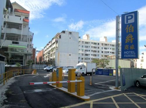 平面汽車停車場