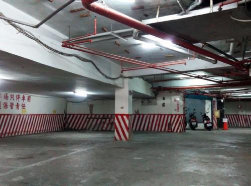 機踏車停車場