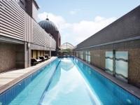 福容大飯店-桃園-游泳池